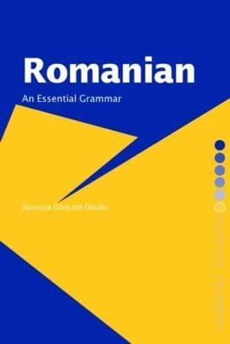 9780415338257: Romanian: An Essential Grammar (Routledge Essential Grammars)