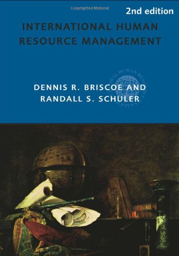 9780415338349: International Human Resource Management (Global HRM)
