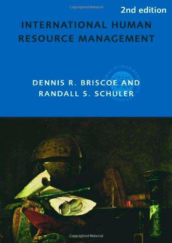 9780415338356: International Human Resource Management (Global HRM)