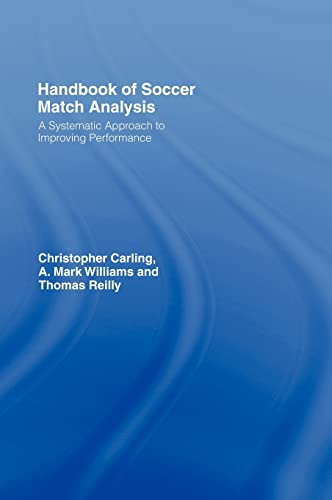 9780415339087: Handbook of Soccer Match Analysis: A Systematic Approach to Improving Performance
