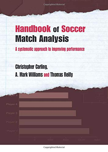9780415339094: Handbook of Soccer Match Analysis: A Systematic Approach to Improving Performance