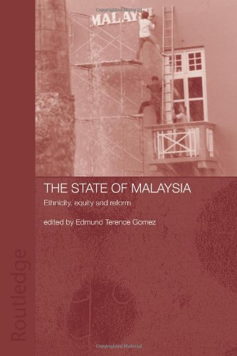 State of Malaysia (Routledgecurzon Malaysian Studies)