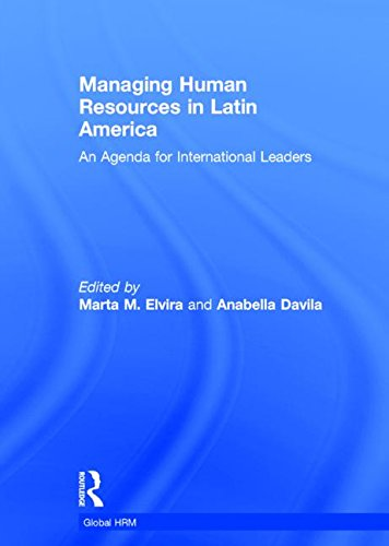 9780415339179: Managing Human Resources in Latin America: An Agenda for International Leaders (Global HRM)