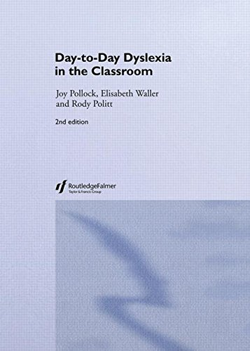 9780415339711: Day-to-Day Dyslexia in the Classroom