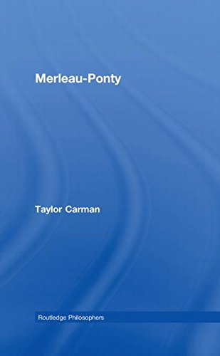 9780415339803: Merleau-Ponty (The Routledge Philosophers)