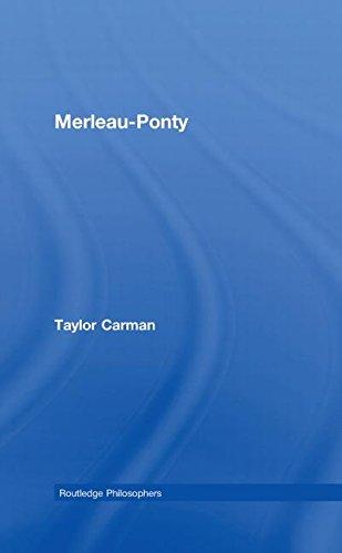 9780415339803: Merleau-Ponty (The Routledge Philosophers)