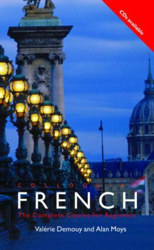 9780415340137: Colloquial French: The Complete Course for Beginners