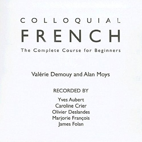 9780415340144: Colloquial French CD: The Complete Course for Beginners (Colloquial Series)