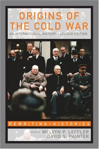 9780415341097: Origins of the Cold War: An International History (Rewriting Histories)