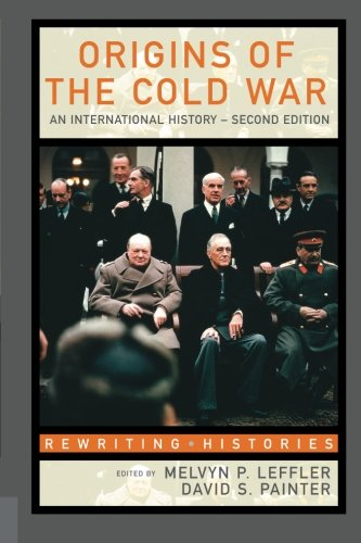 9780415341103: Origins of the Cold War 2ed: An International History (Rewriting Histories)