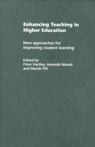 9780415341363: Enhancing Teaching in Higher Education: New Approaches to Improving Student Learning