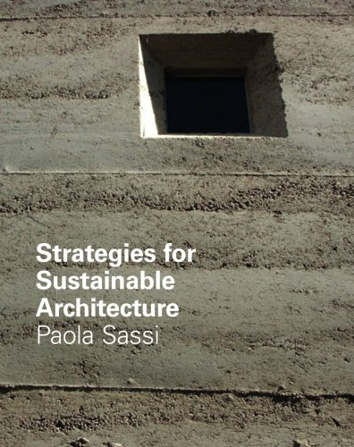 9780415341424: Strategies for Sustainable Architecture