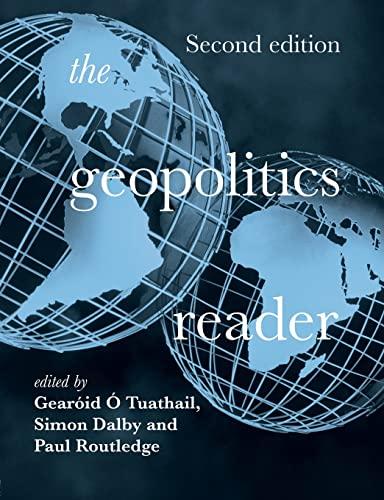 9780415341486: The Geopolitics Reader
