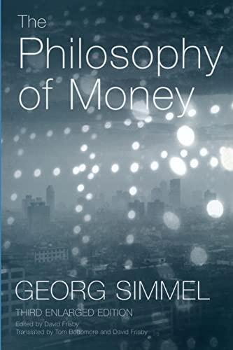 9780415341721: The Philosophy of Money