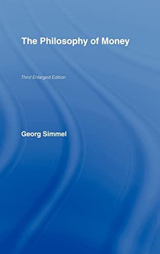 9780415341738: The Philosophy of Money