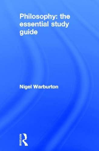 9780415341790: Philosophy: The Essential Study Guide