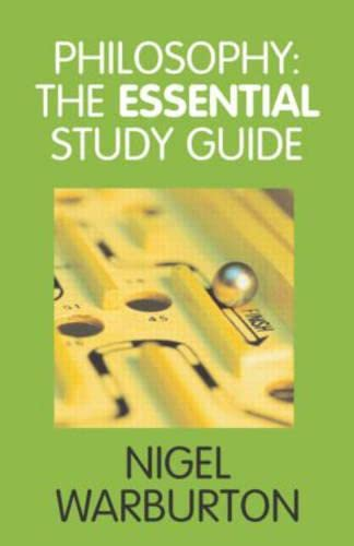 9780415341806: Philosophy: The Essential Study Guide