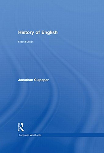 9780415341837: History of English (Language Workbooks)