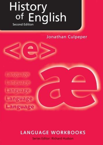 9780415341844: History of English