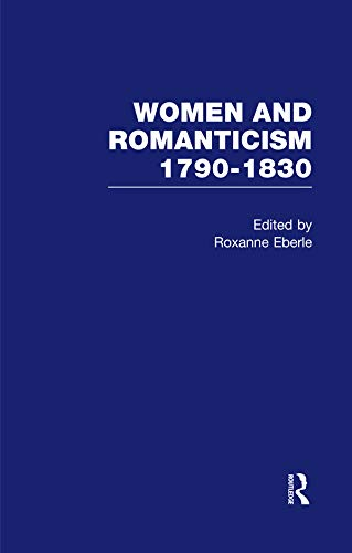 9780415342230: Women & Romanticism Vol4