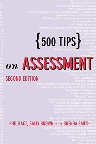 9780415342797: 500 Tips on Assessment