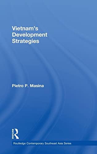 9780415343114: Vietnam's Development Strategies (Routledge Contemporary Southeast Asia Series)