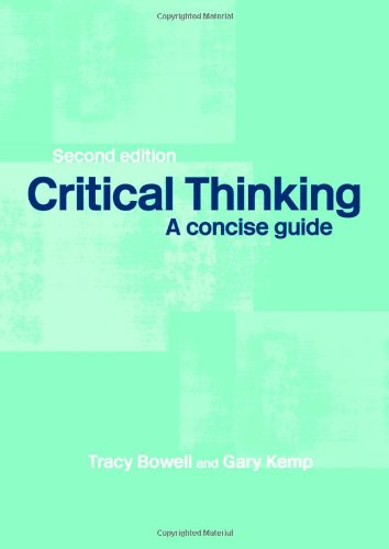 9780415343121: Critical Thinking: A Concise Guide