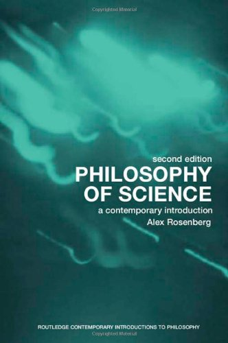9780415343169: Philosophy of Science: A Contemporary Introduction (Routledge Contemporary Introductions to Philosophy)