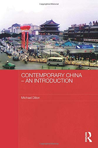 9780415343190: Contemporary China - An Introduction