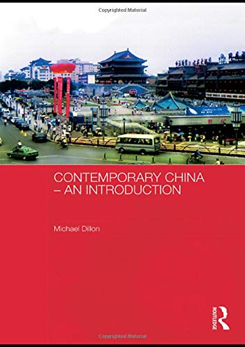 9780415343206: Contemporary China - An Introduction