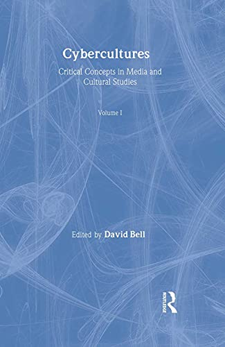 9780415343992: Cybercultures: Critical Concepts in Media and Cultural Studies