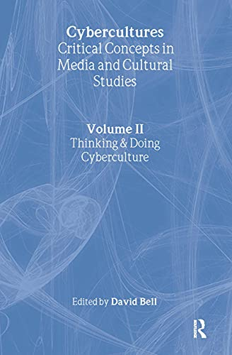 9780415344005: Cybercultures: Critical Concepts in Media and Cultural Studies