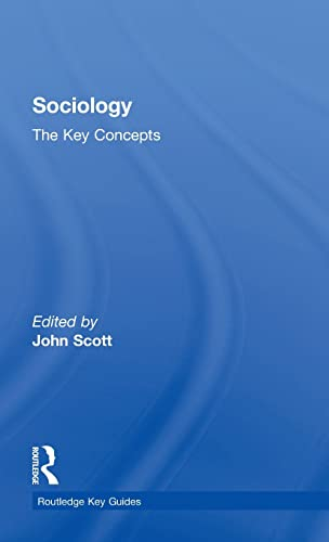 9780415344050: Sociology: The Key Concepts (Routledge Key Guides)