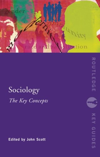 9780415344067: Sociology: The Key Concepts (Routledge Key Guides)