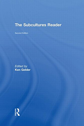 9780415344159: The Subcultures Reader: Second Edition