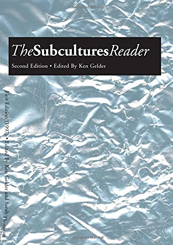 9780415344166: The Subcultures Reader: Second Edition