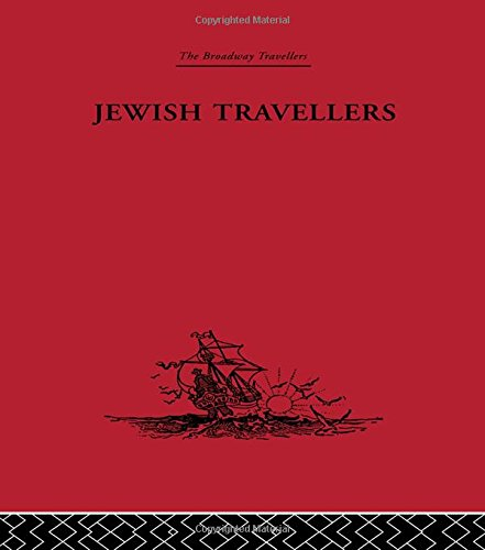 9780415344661: The Broadway Travellers: Jewish Travellers