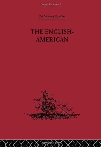 9780415344807: The English-American: A New Survey of the West Indies, 1648 (Broadway Travellers) (Volume 8)