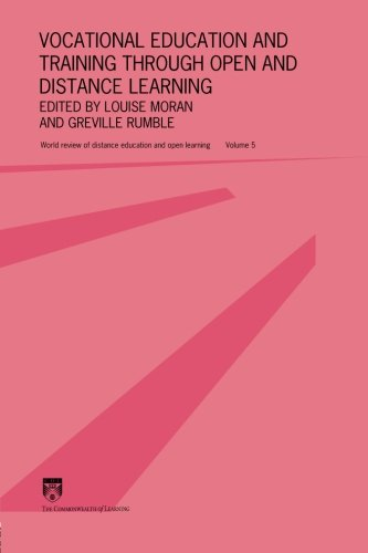 9780415345248: Vocational Education and Training through Open and Distance Learning: World review of distance education and open learning Volume 5