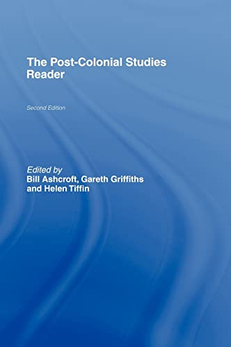 9780415345644: The Post-Colonial Studies Reader
