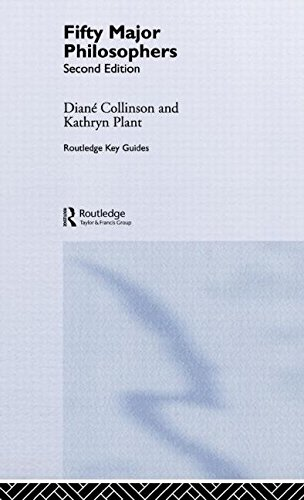 9780415346085: Fifty Major Philosophers (Routledge Key Guides)