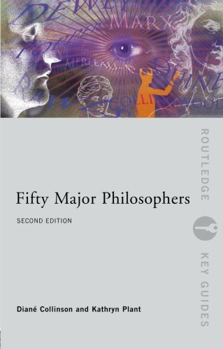 9780415346092: Fifty Major Philosophers (Routledge Key Guides)