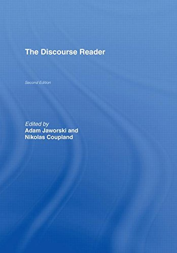 9780415346313: The Discourse Reader
