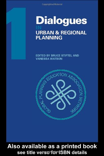 9780415346931: Dialogues in Urban and Regional Planning: Volume 1: Volume 2