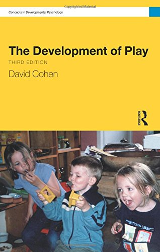 9780415347020: The Development Of Play (Concepts in Developmental Psychology)
