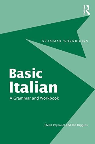 9780415347174: Basic Italian: A Grammar and Workbook (Italian and English Edition)