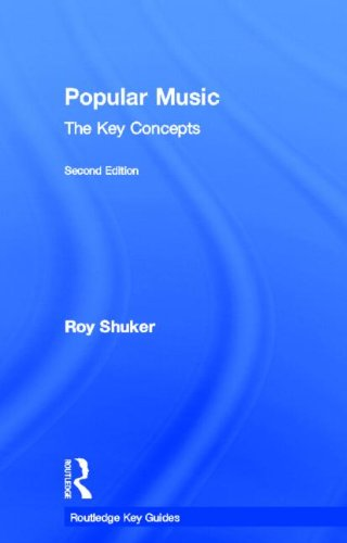9780415347709: Popular Music Culture: The Key Concepts (Routledge Key Guides)