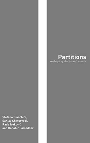 9780415348027: Partitions: Reshaping States and Minds