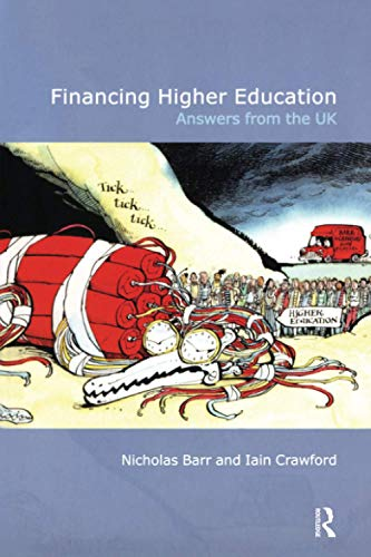 9780415348577: Financing Higher Education: Answers from the UK