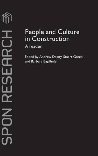 9780415348706: People and Culture in Construction: A Reader (Spon Research)